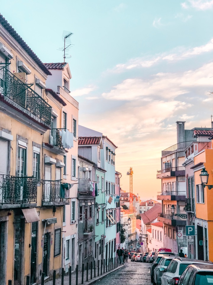 Lisbon + Sintra